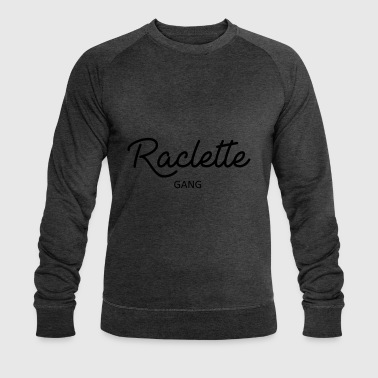Raclette gang - Sweat-shirt bio Stanley & Stella Homme