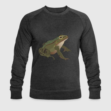 Frog mister frog toad common toad tree frog idea - Men's Organic Sweatshirt by Stanley & Stella