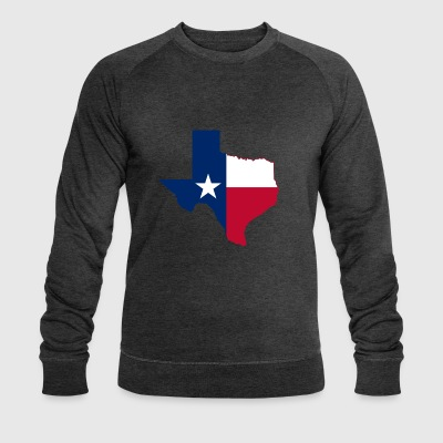 Texas - Men's Organic Sweatshirt by Stanley & Stella