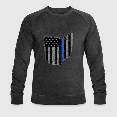 Ohio Highway Patrol - Sweat-shirt bio Stanley & Stella Homme