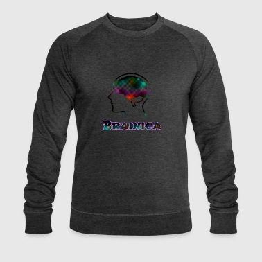 Brainica - Men's Organic Sweatshirt by Stanley & Stella