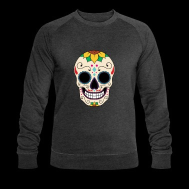 color-calavera - Men's Organic Sweatshirt by Stanley & Stella