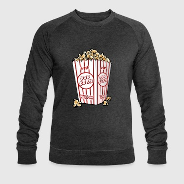 pop-corn - Sweat-shirt bio Stanley & Stella Homme