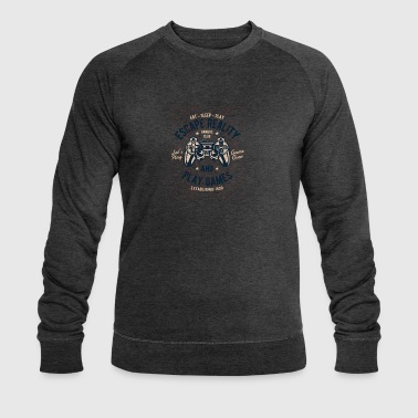 Escape Reality - Men's Organic Sweatshirt by Stanley & Stella