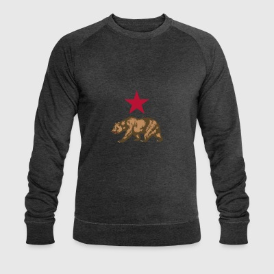 ours russe - Sweat-shirt bio Stanley & Stella Homme