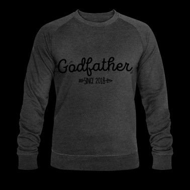godfather 2018 - Men's Organic Sweatshirt by Stanley & Stella