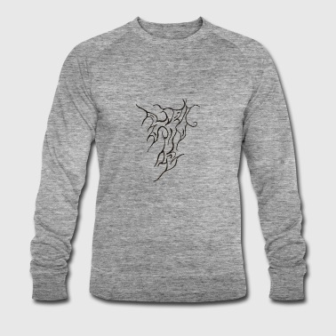Angel opacity - Men's Organic Sweatshirt by Stanley & Stella