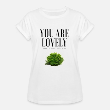 Fortnite Edition You are lovely - Fortnite Edition - Women's Oversize T-Shirt