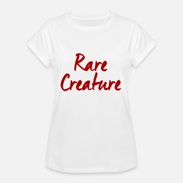 Rarely Rare Creature - Women's Oversize T-Shirt
