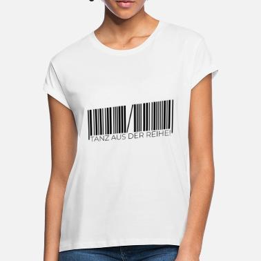 3b1394eae6b7e9 Cooler Spruch Coole Sprüche Tanz - Frauen Oversize T-Shirt