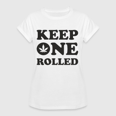 Keep One Rolled - Oversize-T-shirt dam