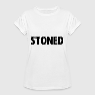 Stoned High 420 Weed - Women's Oversize T-Shirt