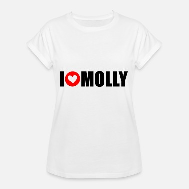 Molly J'adore Molly - T-shirt oversize Femme