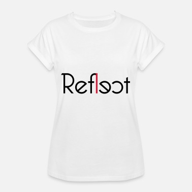 Reflection reflect - Women's Oversize T-Shirt