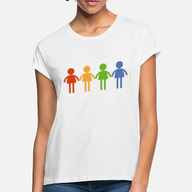 Community community - Women's Loose Fit T-Shirt