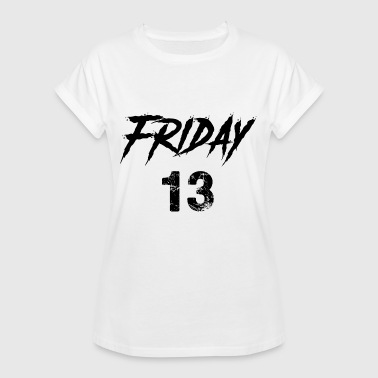 Friday 13th - Women's Oversize T-Shirt