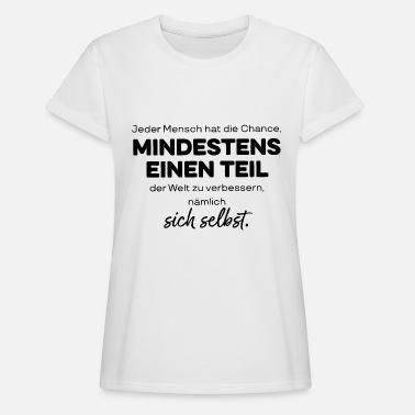 Suchbegriff Selbst Verandern T Shirts Online Bestellen Spreadshirt