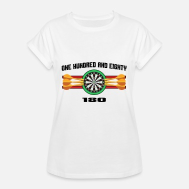 One Hundred One Hundred and Eighty - Frauen Oversize T-Shirt