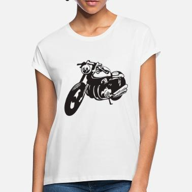 motorcycle - Women's Loose Fit T-Shirt