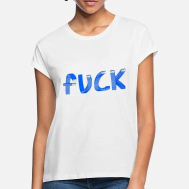 Windows Fuck Windows Error - Oversize T-shirt dame