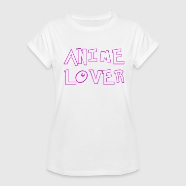 Animerede Film Anime Lover | Japan fjernøsten serie film gave - Dame oversize T-shirt