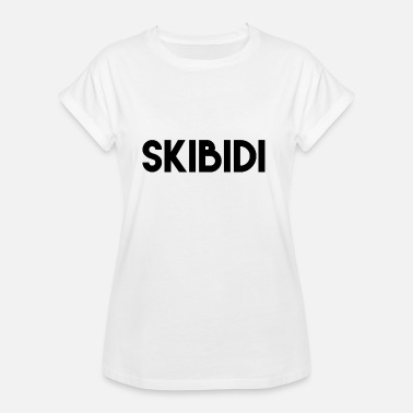 Little Big Horn Skibidi Song Little Big Dance Danse - T-shirt oversize Femme