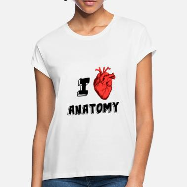 Anatomy ANATOMY - Women's Loose Fit T-Shirt