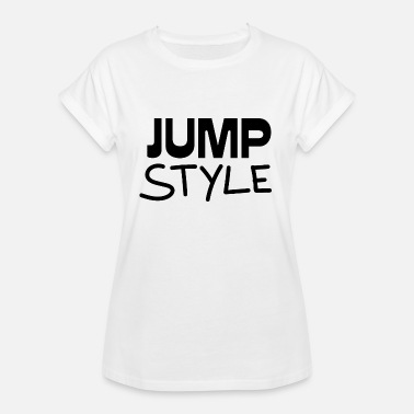 Jumpstyle Jumpstyle gave - Oversize T-skjorte for kvinner