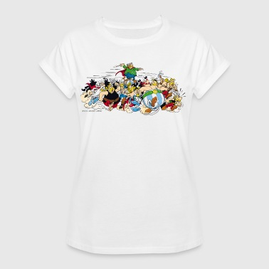 Asterix Gauls Attack - Vrouwen oversize T-shirt