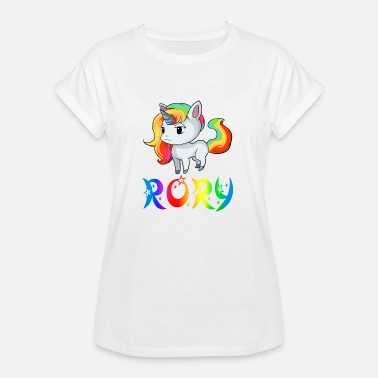 Rory Unicorn Rory - Women's Oversize T-Shirt