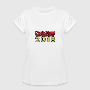 World Champion - Women's Oversize T-Shirt
