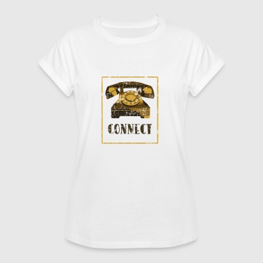 Connects connect - Women's Oversize T-Shirt