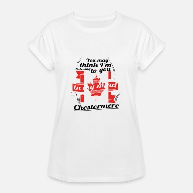 Canada HOLIDAY HOME ROOTS TRAVEL Canada Canada Chestermere - Vrouwen oversize T-shirt