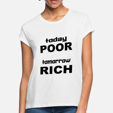 Poor POOR - Women's Loose Fit T-Shirt