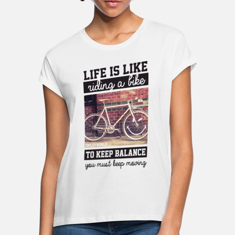 007b706aeb08f Die besten Fahrrad T-Shirts online bestellen | Spreadshirt