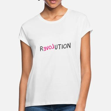 revolution - Women's Loose Fit T-Shirt