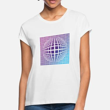 Ball Ball - Frauen Oversize T-Shirt