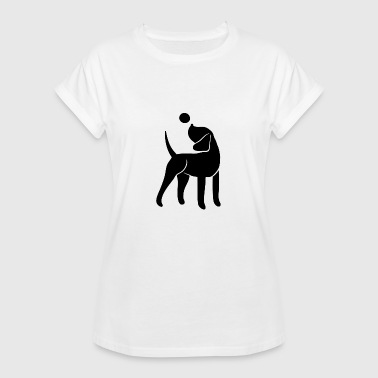 dog school - Women's Oversize T-Shirt