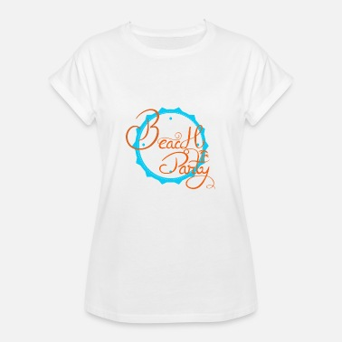 Beach Party BEACH PARTY - Vrouwen oversize T-shirt