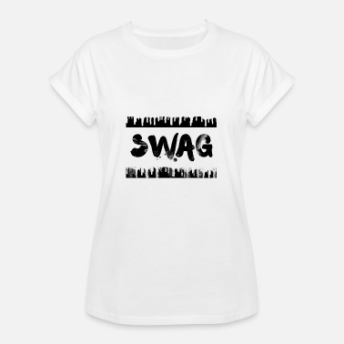 Swag SWAG - Vrouwen oversize T-shirt