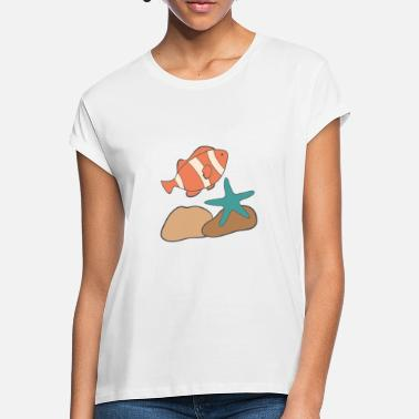 Under Water under water - Women's Loose Fit T-Shirt