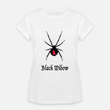 Black Widow black widow - black widow - Women's Oversize T-Shirt