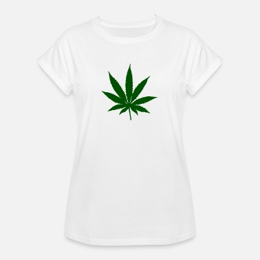 High Marijuana marijuana - Women's Oversize T-Shirt