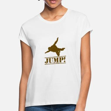 Jump Skydiving Jump - Women's Loose Fit T-Shirt