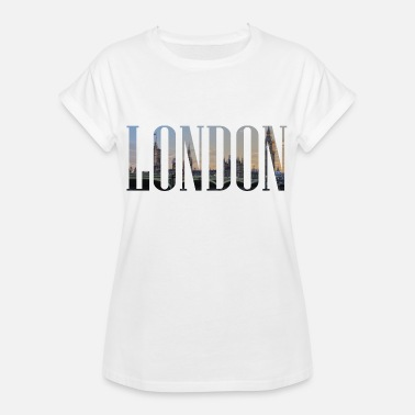 Queen London London - Women's Oversize T-Shirt