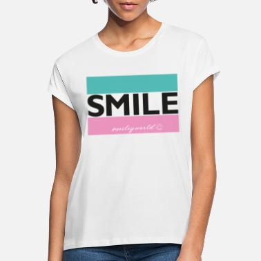 Smileyworld SmileyWorld Smile. - Women's Loose Fit T-Shirt