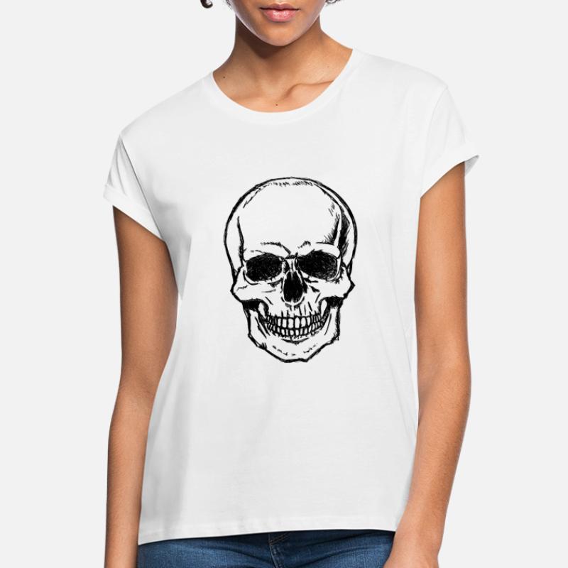 3861fcf9375e Beställ Skalle Skull-T-shirts online | Spreadshirt