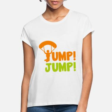 Jump Wisdom cool jump - Women's Loose Fit T-Shirt