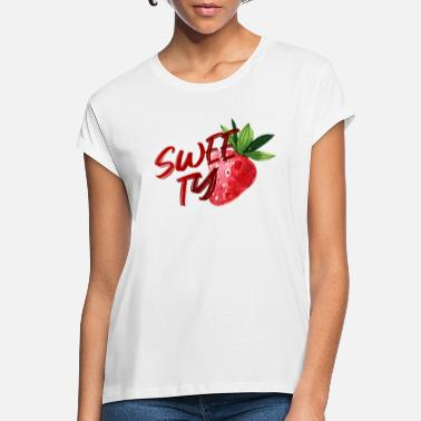 Sweetie SWEETY - Women's Loose Fit T-Shirt