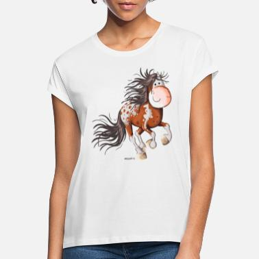 Appaloosa Happy Appaloosa - T-shirt oversize Femme